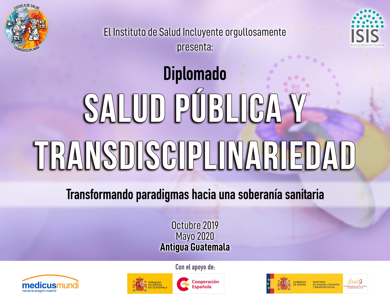 Invitación Diplomado Interdisciplinariedad